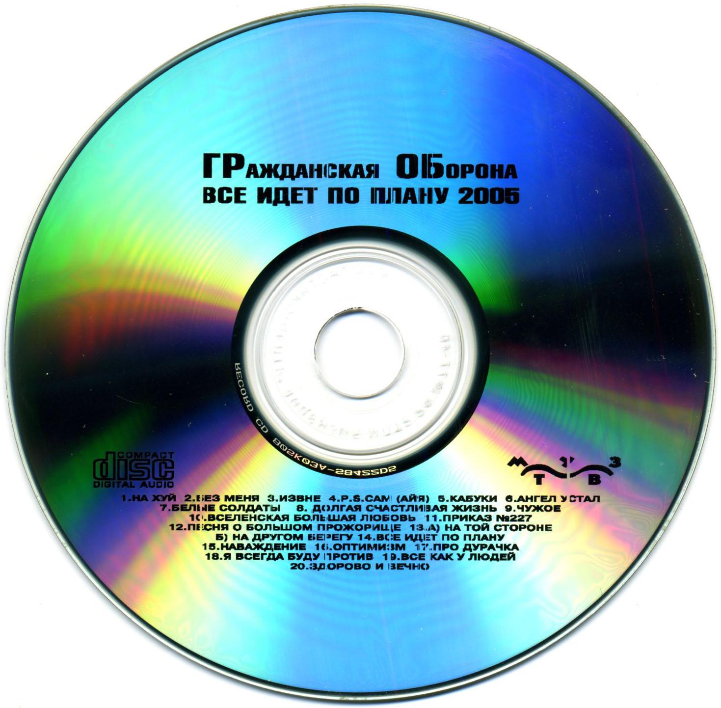 ГРАЖДАНСКАЯ ОБОРОНА ВСЕ ИДЁТ ПО ПЛАНУ 2 LP 1992 СКАЧАТЬ БЕСПЛАТНО